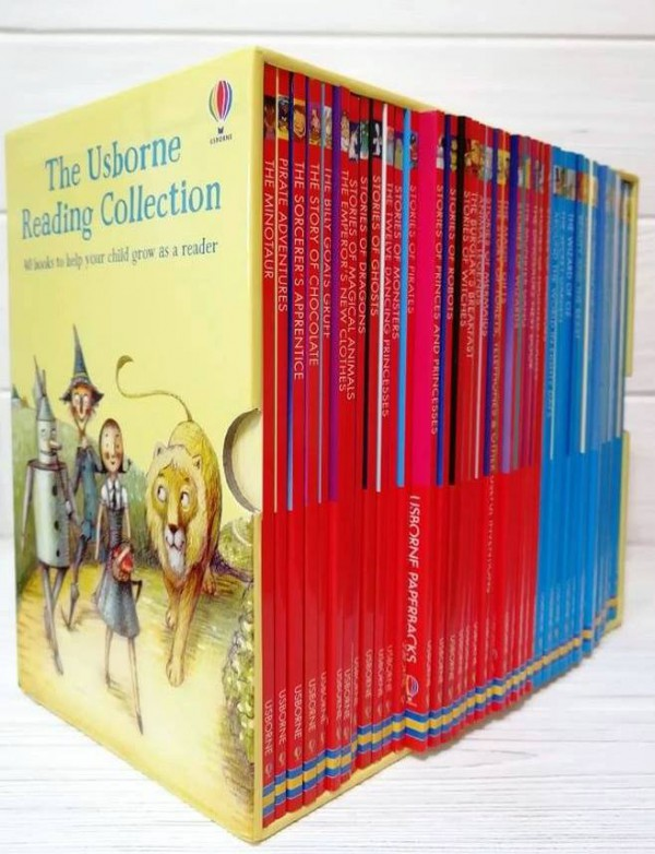 Usborne Reading Collection