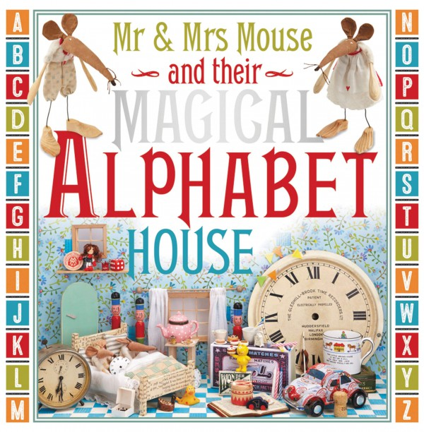 Magical Alphabet House