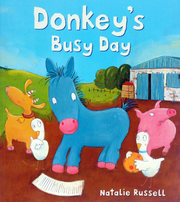 Donkey's Busy Day