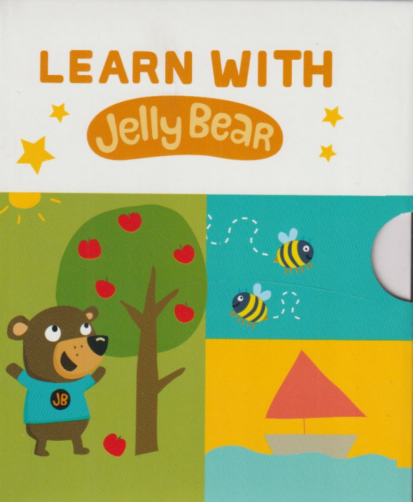 Learn with Jelly Bear