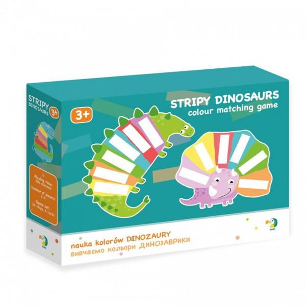 Stripy Dinosaurs