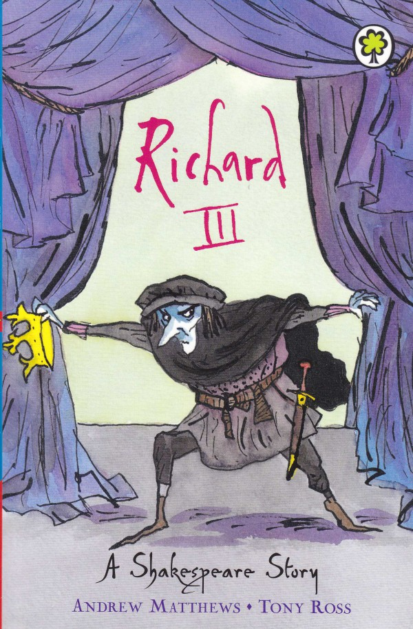 a look at richards physical isolation in shakespeares richard iii The tragedy of richard iii is the most miscomprehended now,that the real richard is permanently in the news, it must be pointed out that it is not only unjust to identify him with the grotesque character of the same name, but this identification also seems to be contrary to shakespeare's intentions.