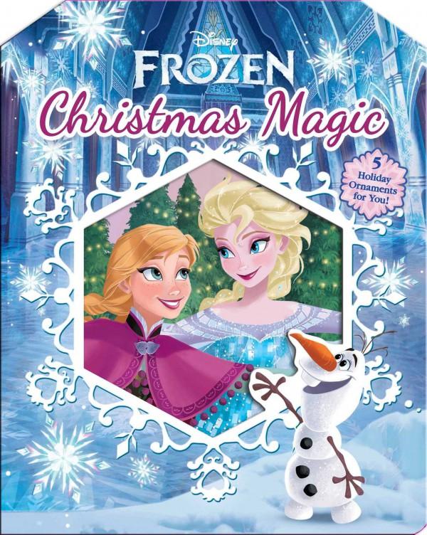Frozen. Christmas Magic
