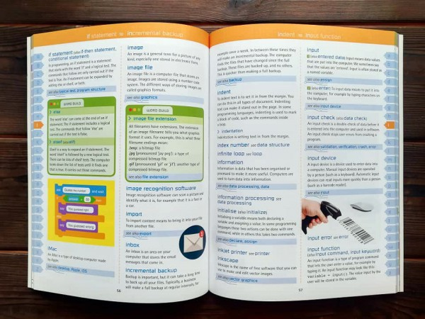Illustrated Computing Dictionary