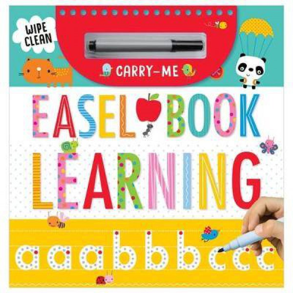 Learning Easel Book
