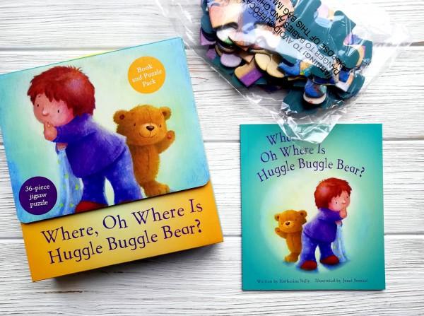 Huggle Buggle Bear