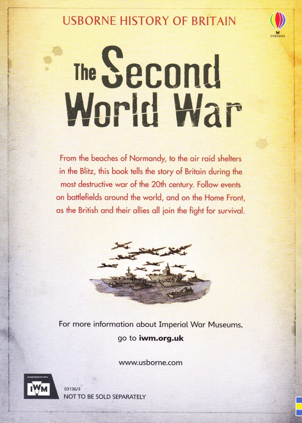 The Second World War (History of Britain)