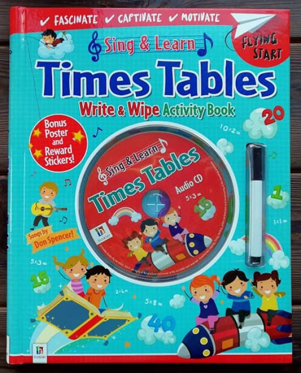 Sing&Learn Times Tables