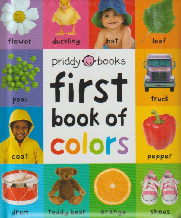 First Books of Colours