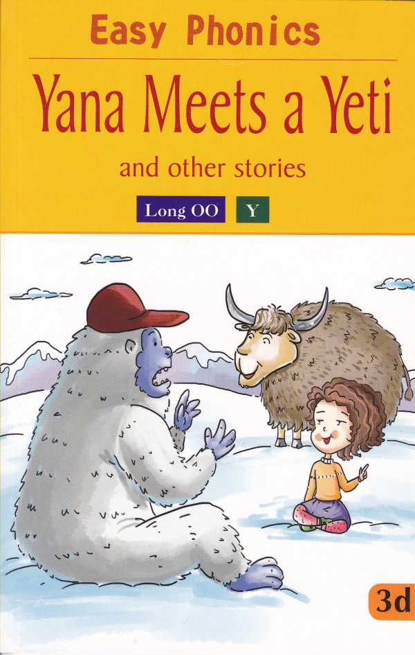 Yana Meets A Yeti And Other Stories