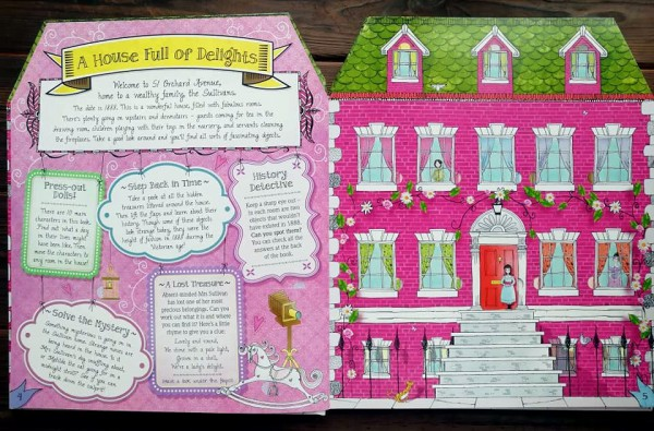 Lift Look and Learn Doll's House
