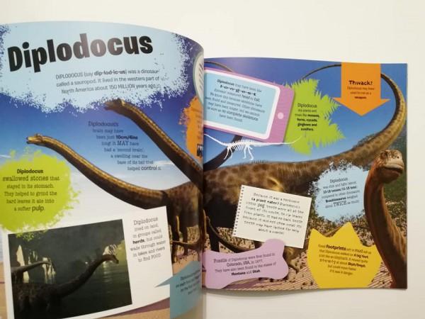 Top fact 100s Dinosaurs