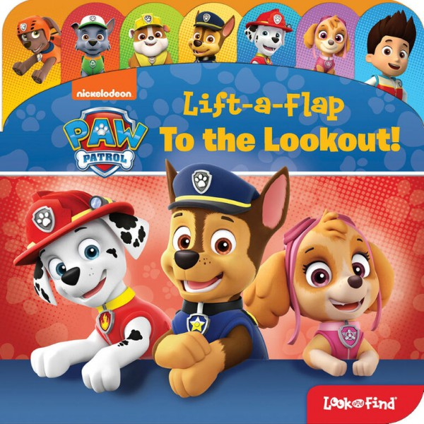 Lift-a-Flap To the Lookout!