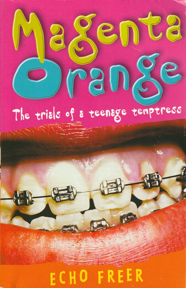 Magenta Orange: The Trials of a Teenage Tempt