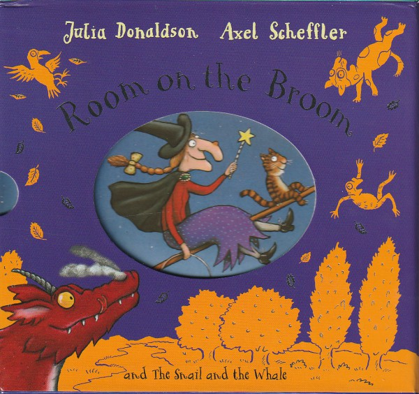 Room on the Broom & The Snail and the Whale
