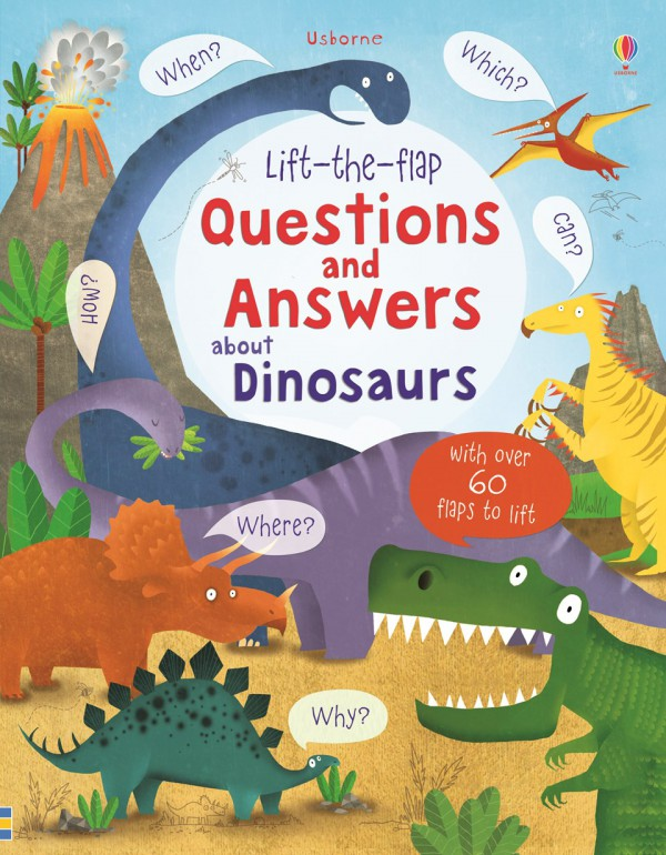 Questions and Answers about Dinosaurs