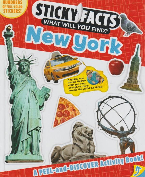 Sticky Facts New York