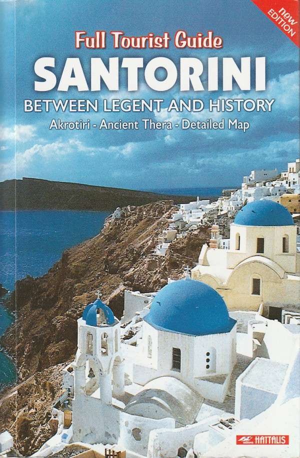 Getting to know Santorini - Full travel guide