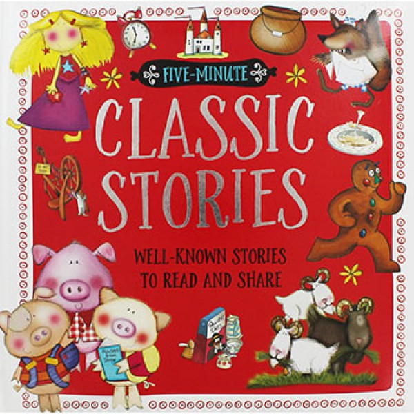 5 Minute Classic Stories