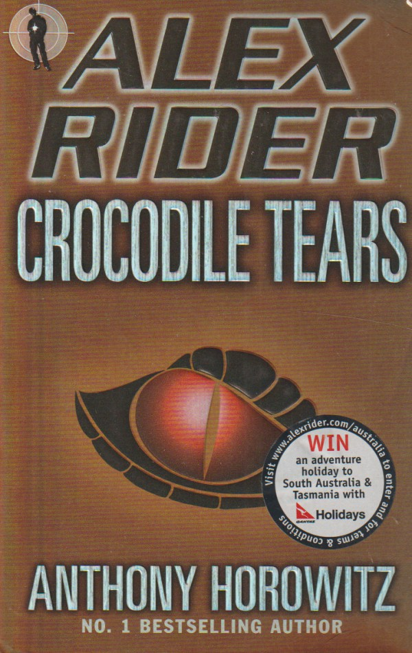 Alex Rider. Crocodile Tears