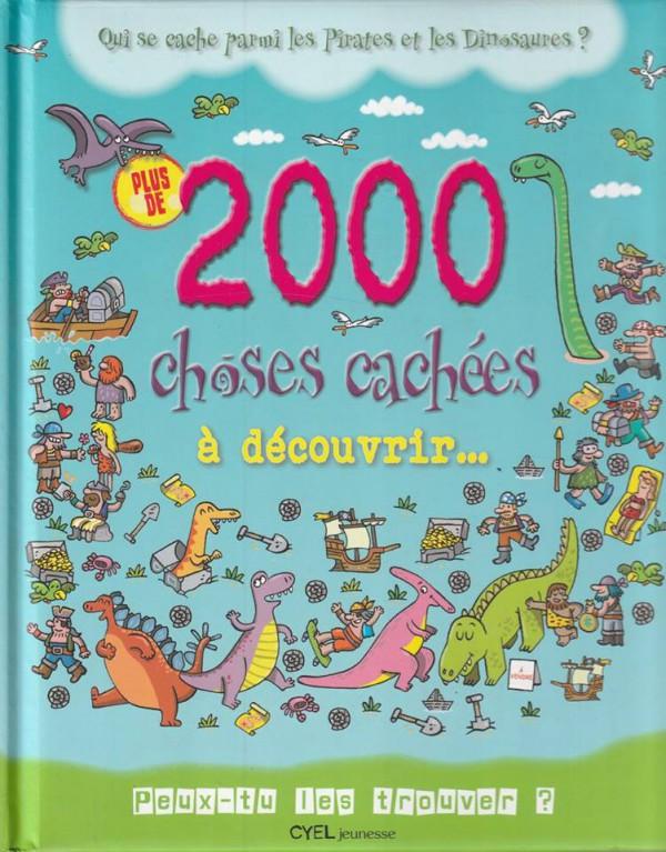 Plus de 2000 choses cachées à découvrir