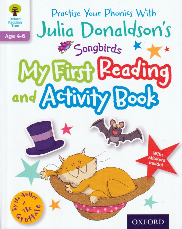 My First Reading and Activity Book