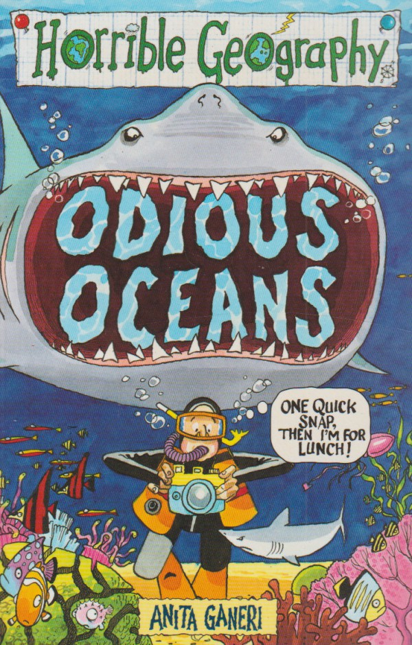 Odious Oceans (Horrible Geography)