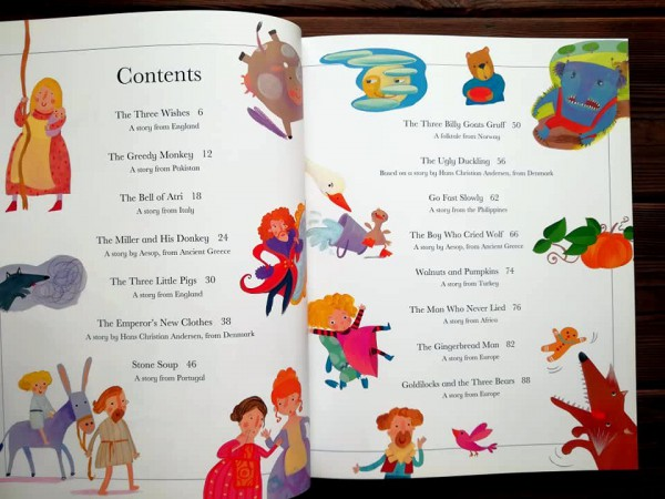 First Book of Nursery Stories