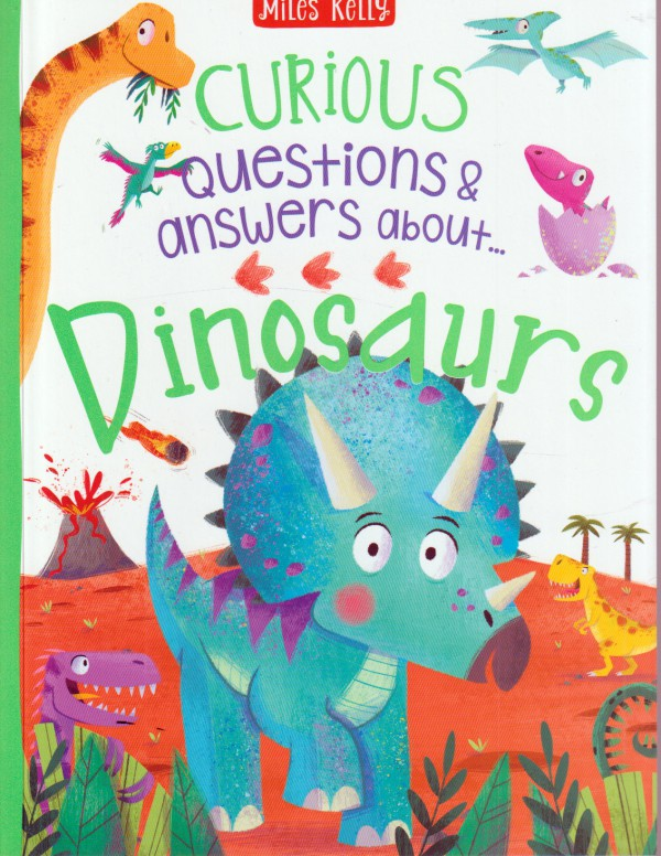 Questions & Answers About Dinosaurs