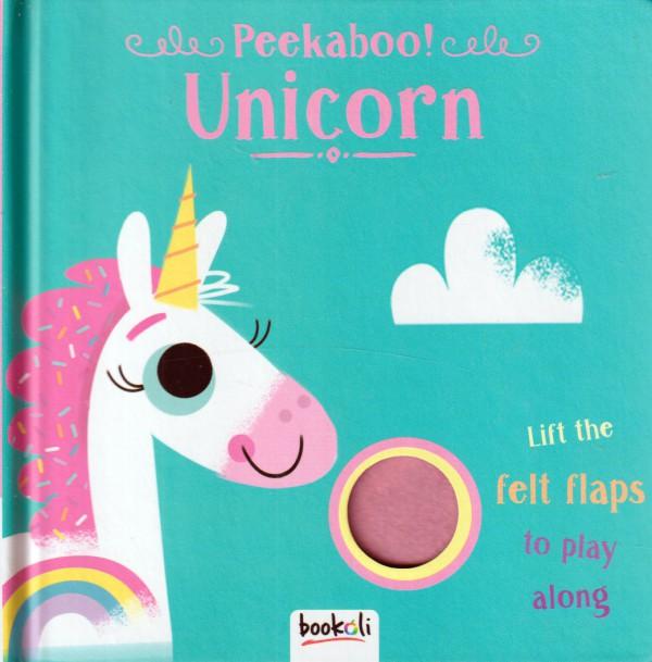 Peekaboo! Unicorn