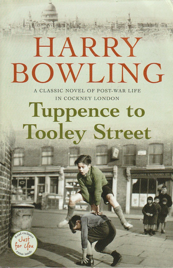 Tuppence to Tooley Street: Nothing can stay t