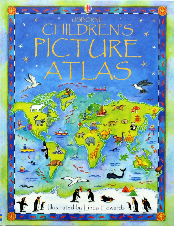Children's Picture Atlas