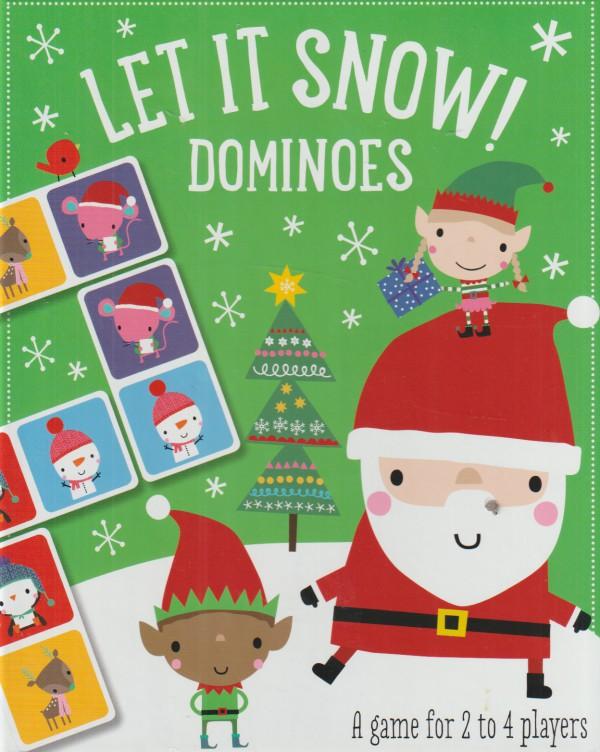 Let It Snow Dominoes