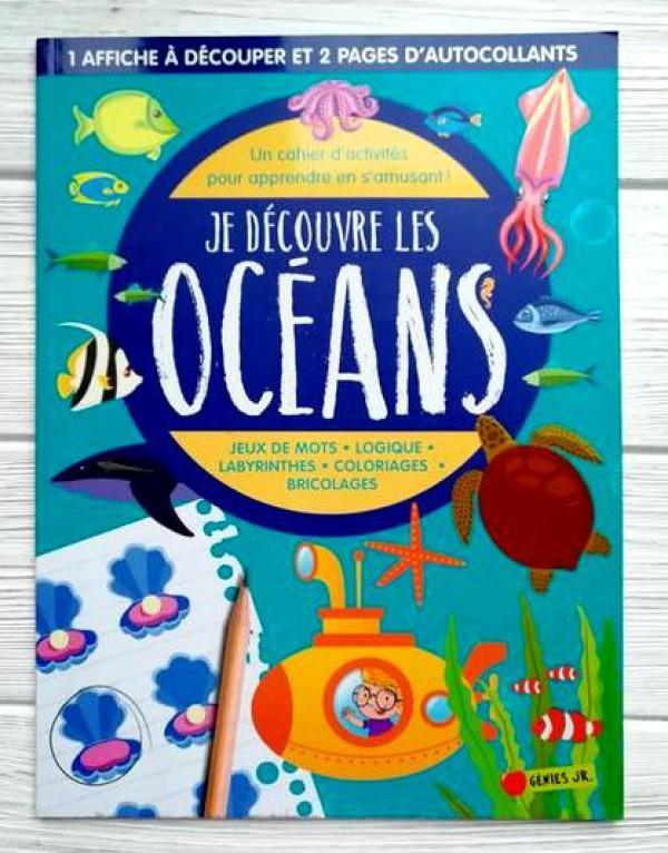 Je Decouvre Les Oceans