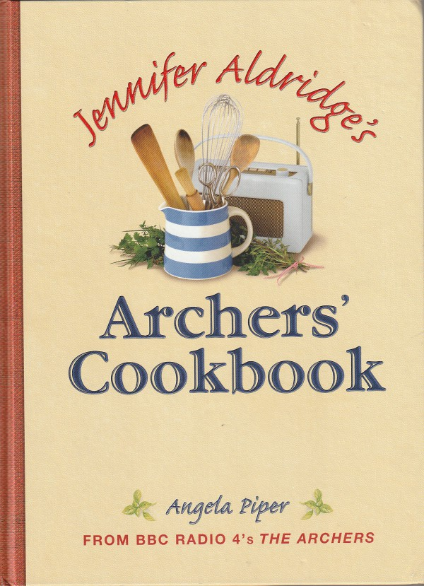 Jennifer Aldridge's Archers' Cookbook