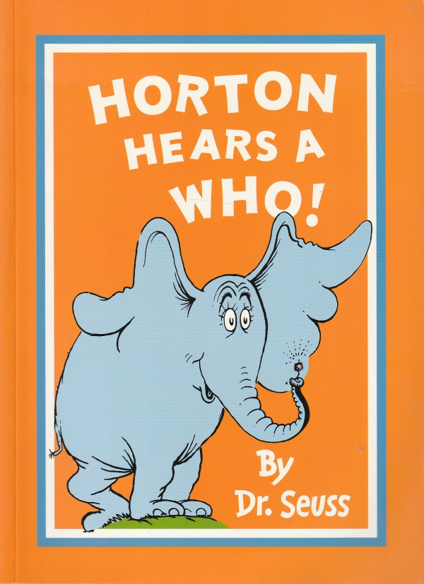 horton hears a who by dr seuss Horton hears a who by dr seuss and a great selection of similar used, new and collectible books available now at abebookscom horton hears a who by seuss, first edition - abebooks abebookscom passion for books.