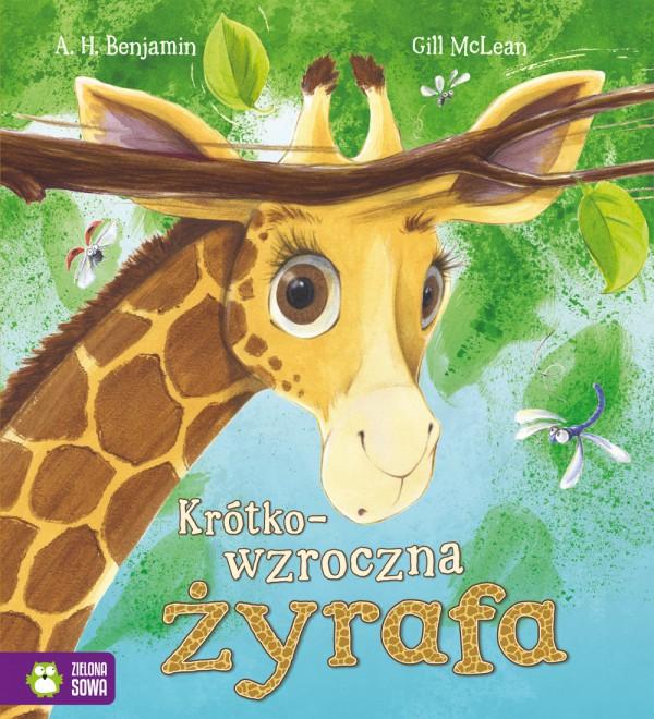 Krotko-Wzroczna Zyrafa