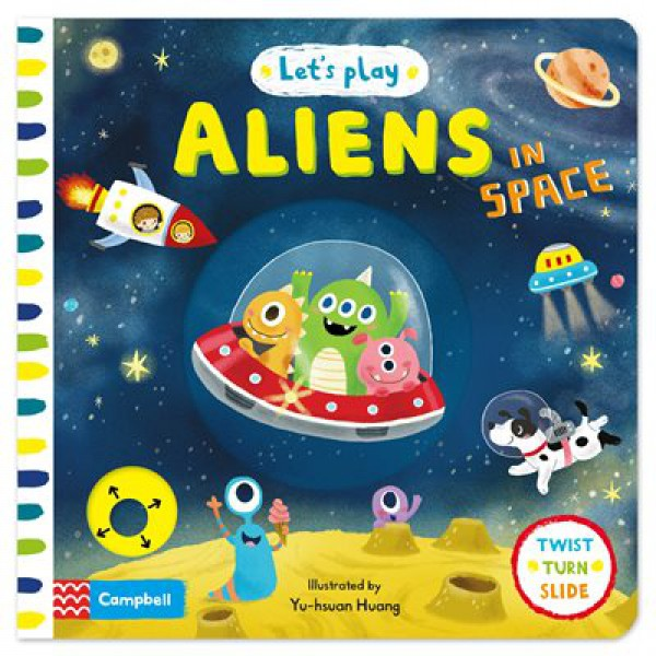 Let's Play Aliens in Space