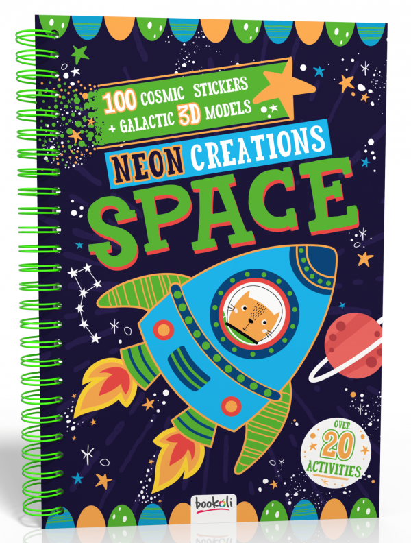 Neon Creations Space