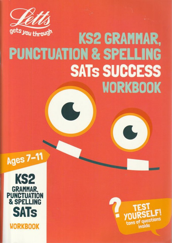 KS2 Grammar, Punctuation & Spelling
