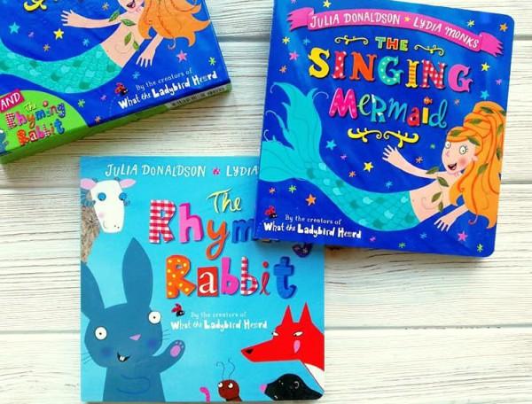 Singing Mermaid & Rhyming Rabbit
