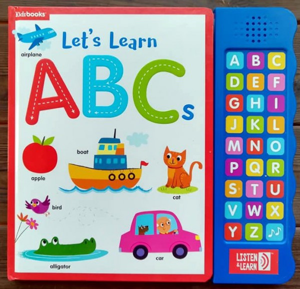 Let's Learn ABC