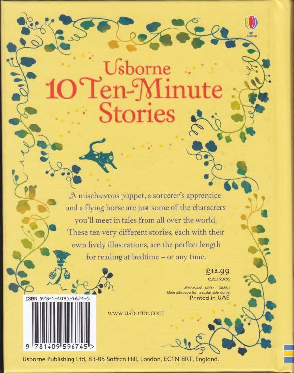 Ten-minute stories
