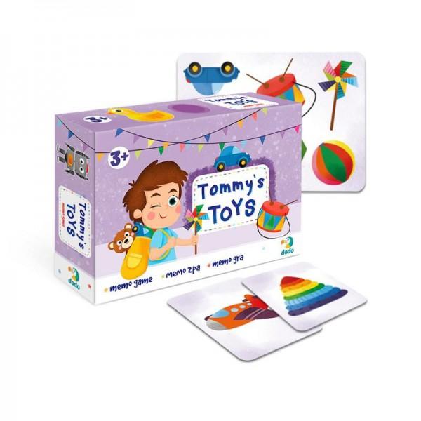 Карткова гра Іграшки Томмі