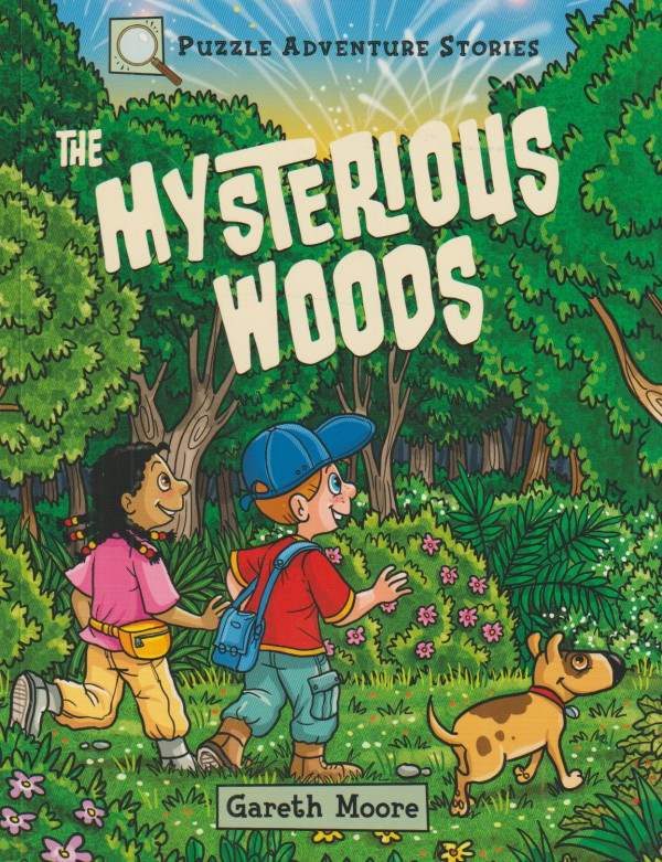 The Myserious Woods