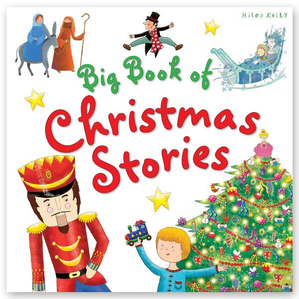 Big Book of Christmas Stories