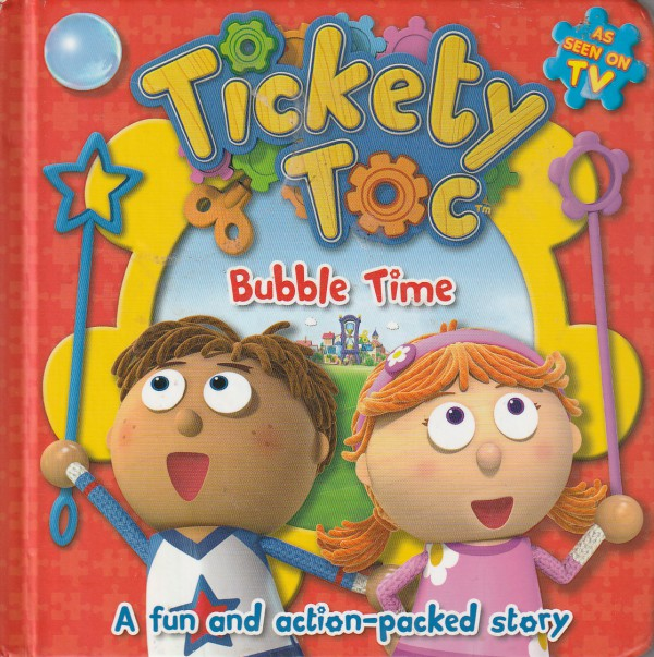 Tickety Toc Bubble Time