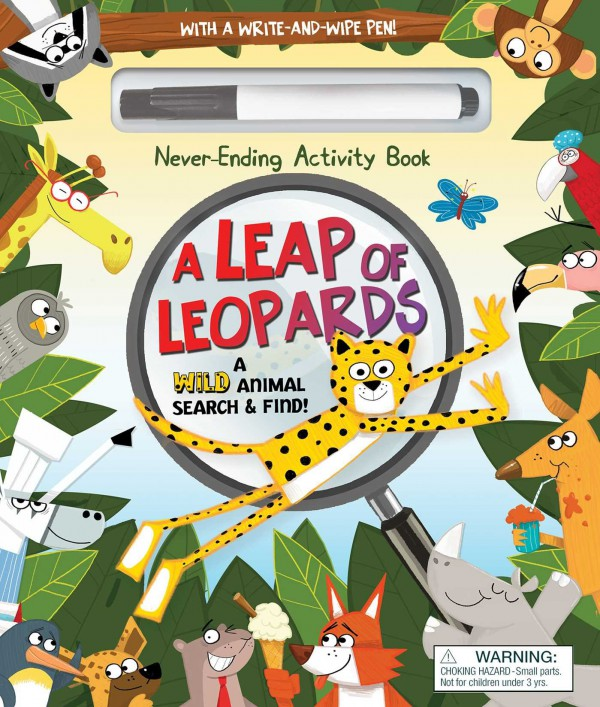 A Leap of Leopards