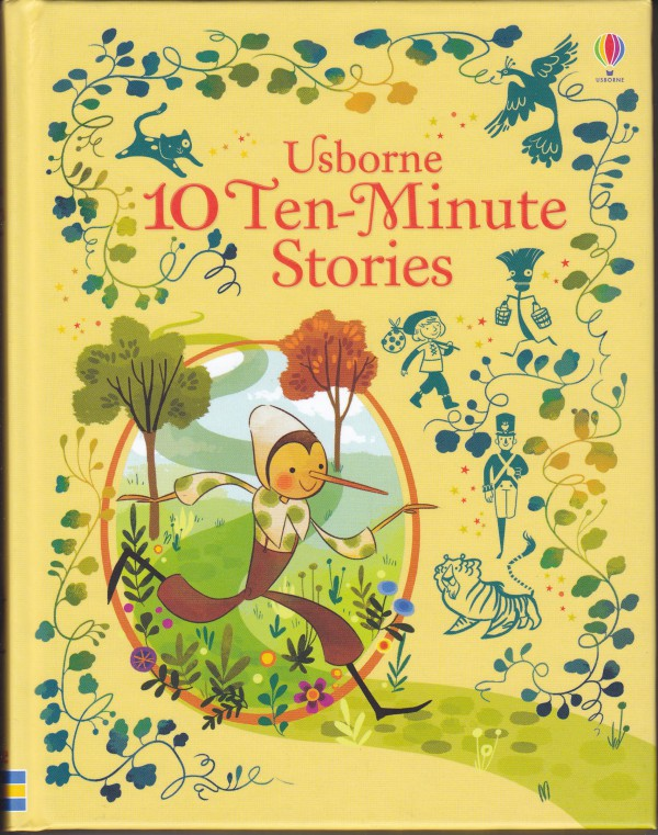 Ten-minute stories