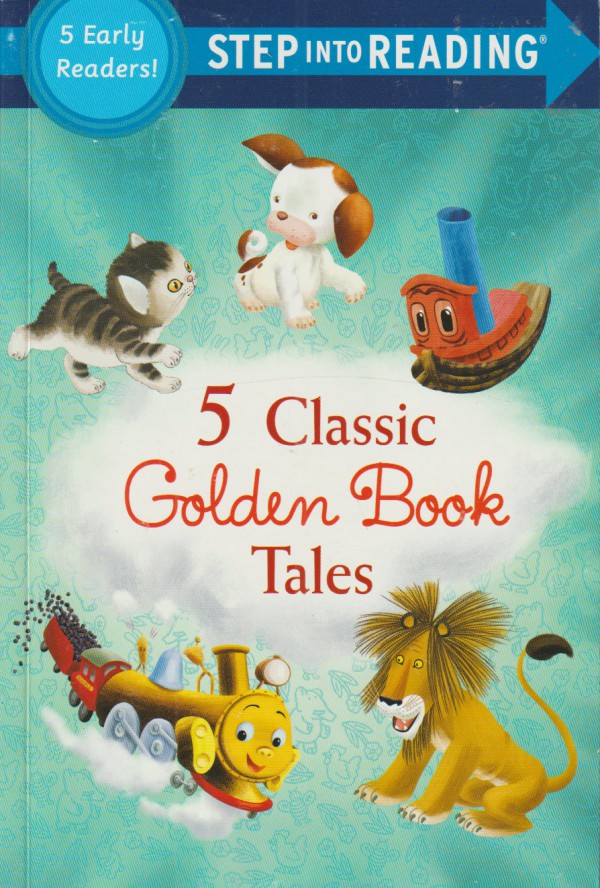 5 Classic Golden Book Tales